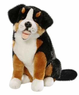 Carl Dick Berner Sennenhund sitzend aus Plüsch ca. 37cm 2689 - 1