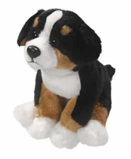 Carl Dick Berner Sennenhund Welpe sitzend aus Plüsch ca. 20cm 3122002 - 1