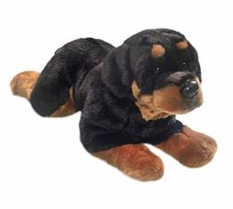 Carl Dick Rottweiler aus Plüsch, ca. 40cm 1542005 - 1