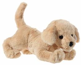 Heunec 301573 Plüschtier, Hund, Golden Retriever, Hellbraun - 1