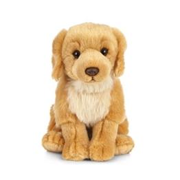 Living Nature Soft Toy - Stofftier Golden Retriever (20cm) - 1