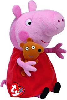 Peppa Pig Plüschtiere Logo