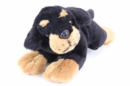 Toyland Crufts 10 ″ Kuscheliger Plüsch Kuscheltier Hund (Rottweiler) - 1