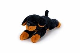 Trigon Stofftier Rottweiler 15 cm, Pettie, Kuscheltier, Plüschtier, Hund Haustier - 1