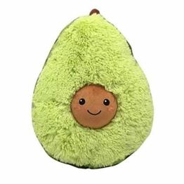 Avocado Kissen Dekorative Kissen für Kinder Fotografie Requisiten Hintergrund Sofa Rückenkissen Kissen Hausdekoration - 1