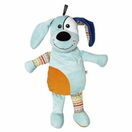 """Fashy Hund""""Dobby"""" Kuscheltier mit Wärmflasche - 1"""