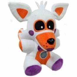 FNAF Foxy Fox Plush Soft Toy Doll for Kids Neue Ankunft Foxy Fox Plüsch Stofftier Puppe Für Kinder - 1