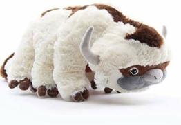 Huanchenda Appa Plüsch Spielzeug Appa Stofftier Kühe Stofftier, Kawaii Kissen Plüschtier - 1