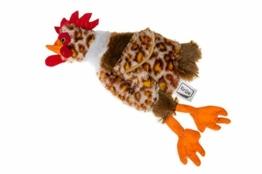 Karlie Plüschspielzeug Flatinos Huhn L: 25 cm - 1