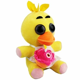New Arrival Fnaf Chica Plush Soft Toy Doll For Kids Neue Ankunft Chica Plüsch Stofftier Puppe Für Kinder - 1