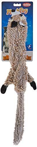 Nobby Plüsch Waschbär flach 61 cm - 1