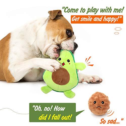 Kuscheltier für Hunde Logo